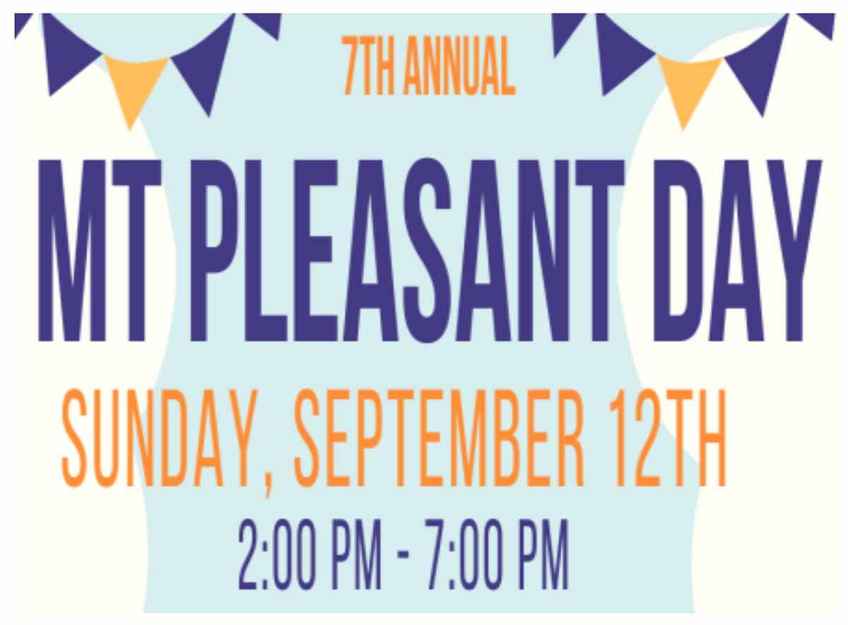 Mt. Pleasant Day 2021